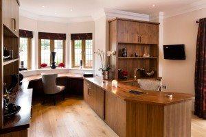 American Black Walnut Study - Luke Jones Furniture