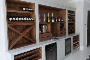Wine Room - Luke Jones Furniture