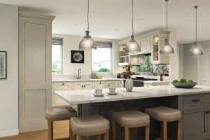 Traditional Kitchen CAD - Luke Jones Furniture