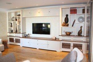AV Cabinet Display - Luke Jones Furniture