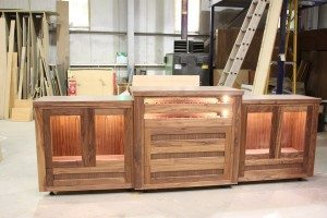 Display Dresser - Luke Jones Furniture