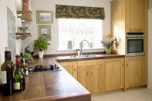 Oak Kitchen - Luke Jones Furniture