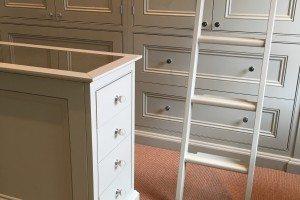 Traditional Dressing Room - Luke Jones Furniture