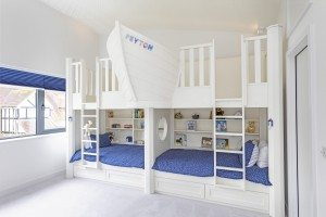 Pirate bunk-beds - Luke Jones Furniture