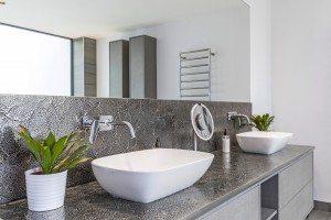 Bespoke Bathroom finishing - Luke Jones Furniture