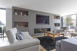 Living Room AV Display - Luke Jones Furniture